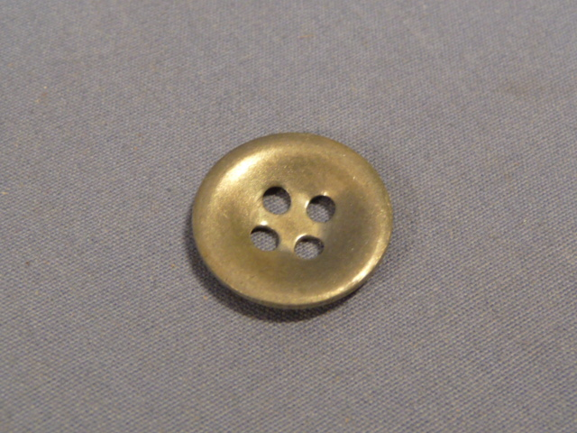 Original WWII German Steel Trouser Buttons, 17mm