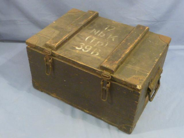 Ammunition Boxes & Crates