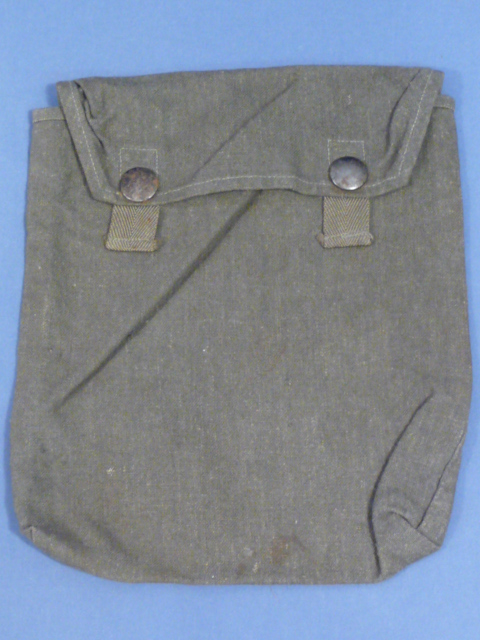 Original WWII German Army Gas Sheet Bag
