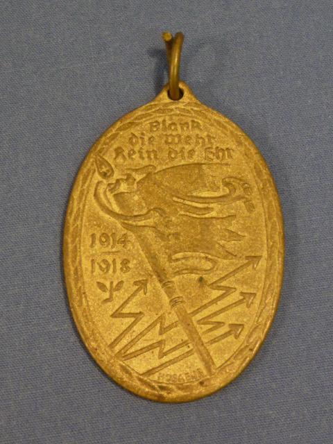Original Post-WWI German 1914-1918 War Faithful Service Medal