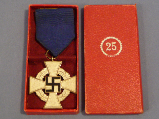 Medals & Award Documents