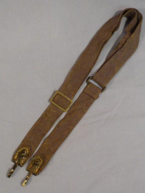 Original WWII German Luftwaffe (Air Force) Breadbag Strap