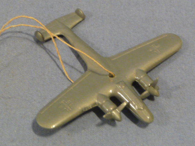 Original WWII German WHW Donation Figure, Bomber