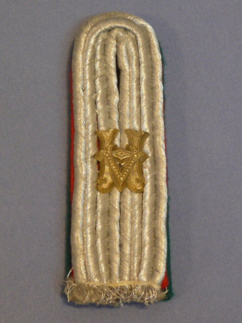 Original WWII German Administrative Officials Shoulder Board, Single