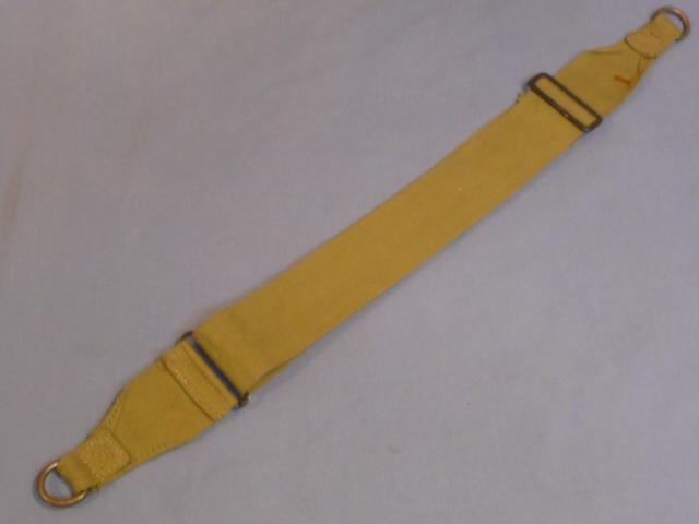 Original WWII US Musette Bag Strap