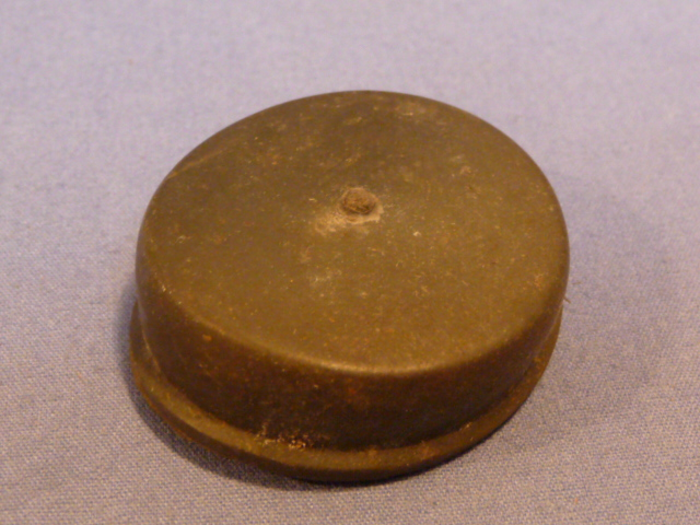 Original WWII German MG 34/42 Rubber Muzzle Cover