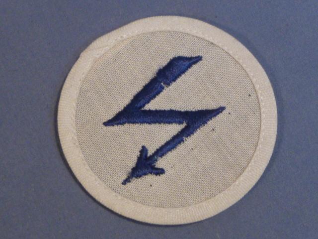 Original WWII German  Kriegsmarine Radio Operator EM�s Sleeve Insignia