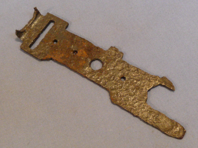 Original WWII German Engineer's Explosives Spanner Wrench