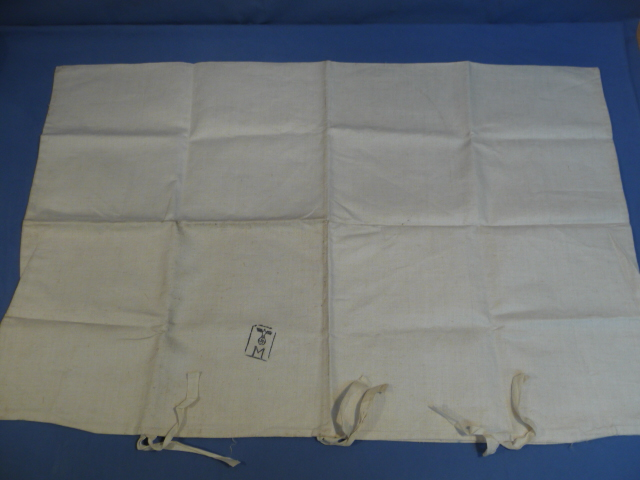 Original WWII German Kriegsmarine (Navy) Pillow Case